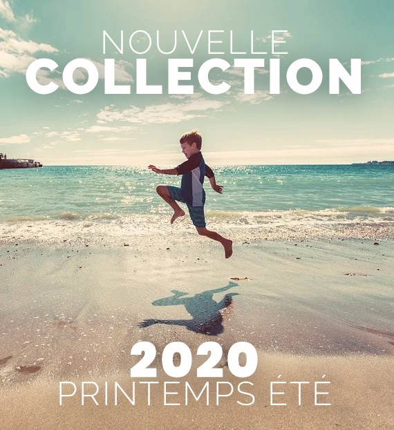 Nouvelle Collection Printemps Été 2020